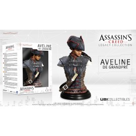 Figurine Assassin's Creed Legacy - Buste Liberation Aveline 20cm