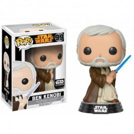 Figurine Star Wars - Ben Kenobi Smuggler's Bounty Exclusive Pop 10cm