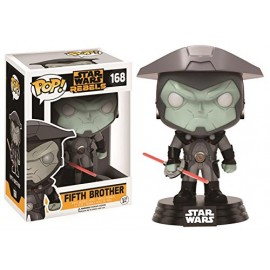 Figurine Star Wars Rebels - Fifth Brother Exclusive Pop 10cm