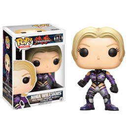 Tekken - Nina Williams Pop 10cm