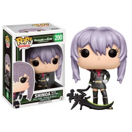 Seraph of the End - Shinoa With Scythe Exclusive Pop 10cm