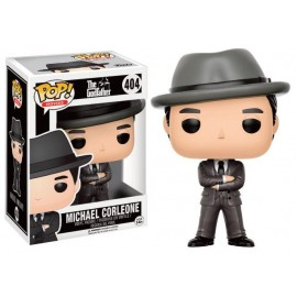 The Godfather - Michael Corleone With Hat Exclusive Pop 10cm