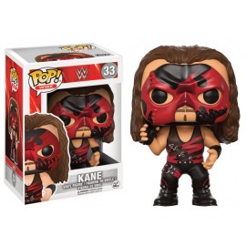 Figurine - WWE - Red Suit Kane Exclusive Pop 10cm