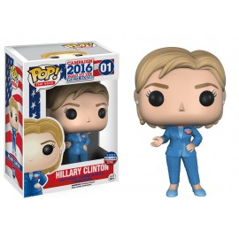 Campaign 2016 Road to the White House - Hillary Clinton Pop 10cm