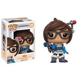 Figurine Overwatch - Mei Pop 10cm