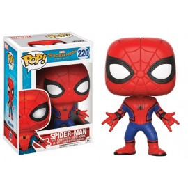 Spider-Man Homecoming - Spider-Man Pop 10cm