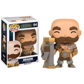League of Legends - Braum Pop 10cm