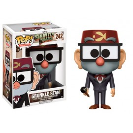 Figurine Gravity Falls - Grunkle Stan Pop 10cm