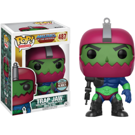 Figurine Master of the Universe - Trap Jaw Exclusive Speciality Series Pop 10cm