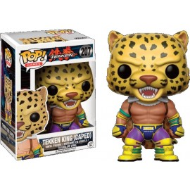 Tekken - King Caped Exclusive Pop 10cm