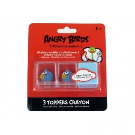Toppers Angry Birds Bleu