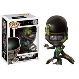 Figurine Alien Covenant - Xenomorph Bloody exclusive Pop 10cm