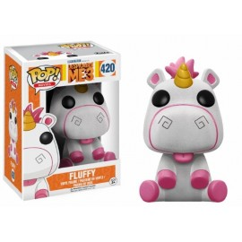 Moi Moche et Méchant 3 - Fluffy Flocked Exclusive Pop 10cm