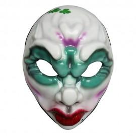 Masque Payday 2 - Clover en Vinyle