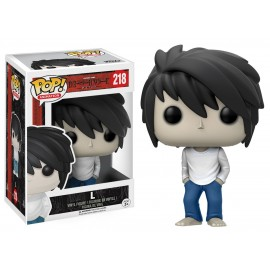 Figurine Death Note - L Pop 10cm