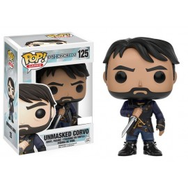Figurine Dishonored 2 - Corvo Unmasked Exclusive Pop 10cm