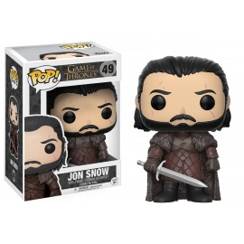 Figurine Game Of Thrones - Jon Snow Saison 7 Pop 10cm