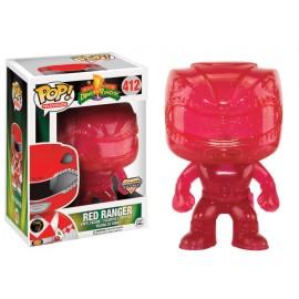 Figurine Power Rangers - Red Ranger Morphing Exclusive Pop 10 cm