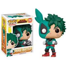 Figurine My Hero Academia - Deku Battle Exclusive Pop 10cm