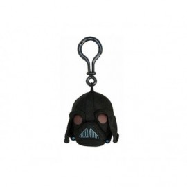 Peluche Clip On Angry Birds Star Wars - Dark Vador