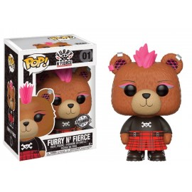Figurine Build-A-Bear - Furry N' Fierce Exclusive Pop 10cm