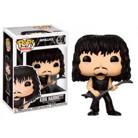 Figurine Metallica - Kirk Hammett Pop 10cm