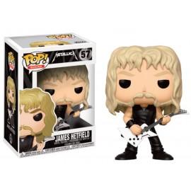 Figurine Metallica - James Hetfield Pop 10cm