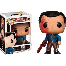 Figurine - Ash vs Evil Dead - Ash Bloody Exclusive Pop 10cm