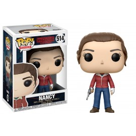 Stranger Things - Nancy with Gun Pop 10 cm