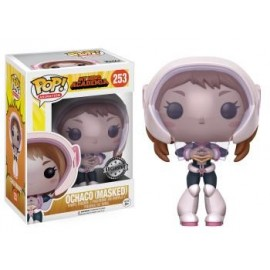Figurine My Hero Academia - Ochaco Masked Exclusive Pop 10cm