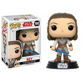 Figurine Star Wars episode 8 - Rey Pop 10cm