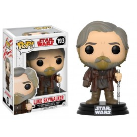 Figurine Star Wars episode 8 - Luke Skywalker Pop 10cm