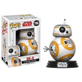 Figurine Star Wars episode 8 - BB-8 Pop 10cm