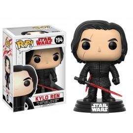 Figurine Star Wars episode 8 - Kylo Ren Pop 10cm