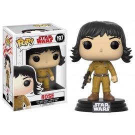 Figurine Star Wars episode 8 - Rose Pop 10cm