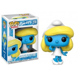 Figurine The Smurfs - Smurfette pop 10cm