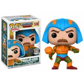 Figurine Master of the Universe - Man-At-Arms Exclusive Speciality Series Pop 10cm