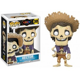 Figurine Disney Pixar - Coco - Hector Pop 10cm