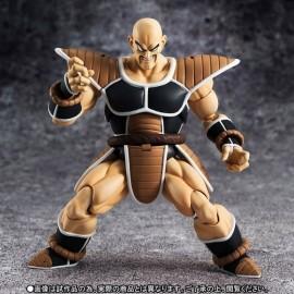 Figurine Dragon Ball Z - Nappa S.H.Figuarts 18cm