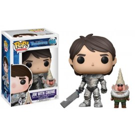 Figurine Trollhunters - Jim Armored Pop 10cm