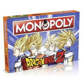 Monopoly Dragon Ball Z Version Française