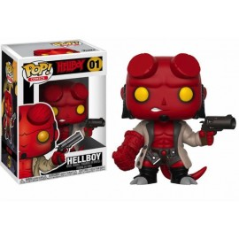 Figurine Hellboy - Hellboy Pop 10cm
