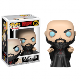 Figurine Hellboy - Rasputin Pop 10cm