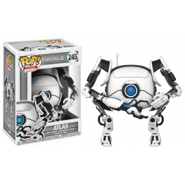 Figurine Portal 2 - Atlas Pop 10cm