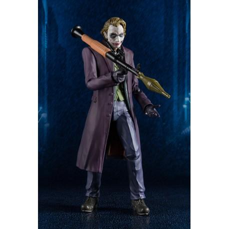 Figurine Dc Comics - Joker The Dark Knight S.H.Figuarts 15cm