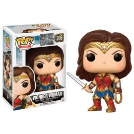 Figurine DC Justice League - Wonder Woman Pop 10cm