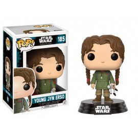 Figurine Star Wars - Rogue One - Young Jyn Erso Pop 10cm