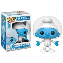 Figurine The Smurfs - Astro Smurf pop 10cm