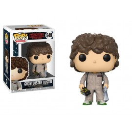 Stranger Things - Dustin Ghostbuster Pop 10 cm