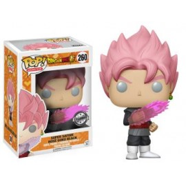 Figurine Dragon Ball Z - Super Saiyan Rose Goku Black Exclusive Pop 10cm
